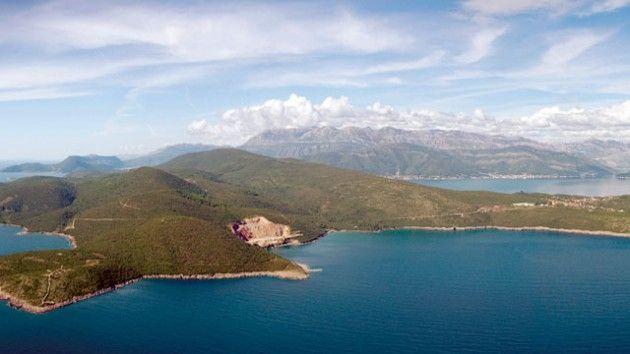 Lustica Bay property