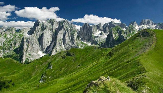 Mountain Prokletije