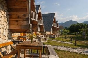 Ethno village Nevidio Montenegro