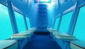 Glassbottom Boat
