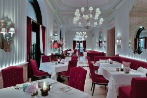 Dining Room Regent Porto Montenegro