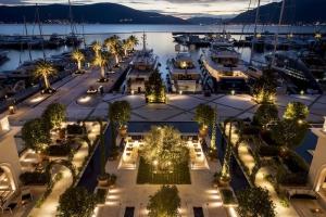 Italian Garden Regent Porto Montenegro