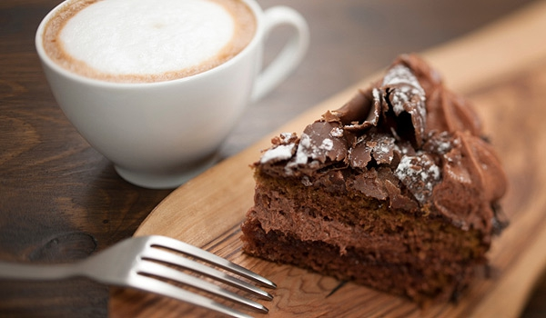 Coffee and Cake Time