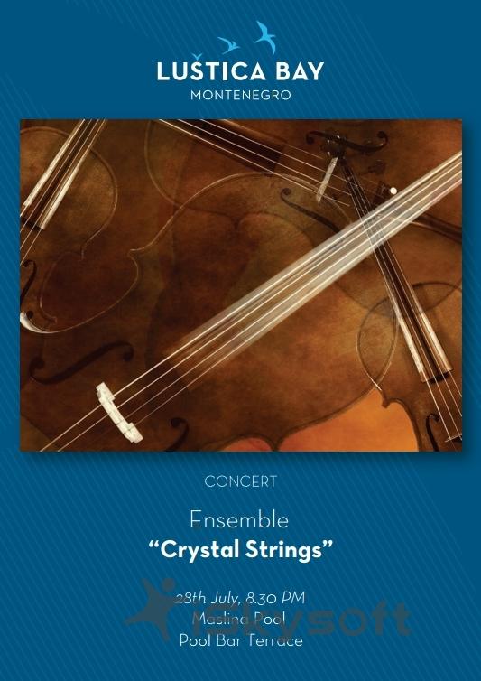 Crystal Strings Concert