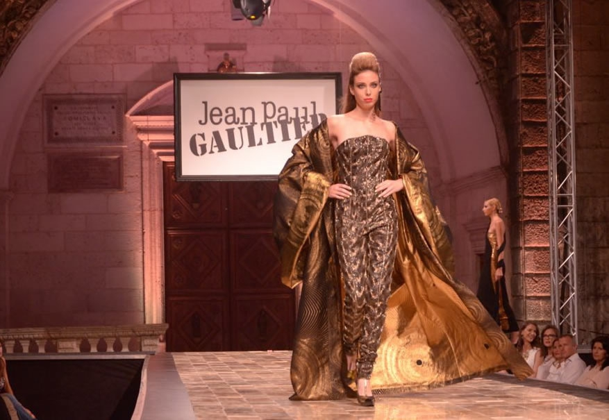 Fashion Show in Kotor