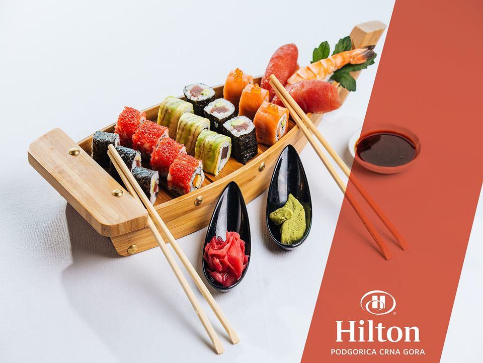 Hilton Sushi Days