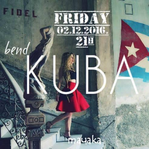 Kuba bend