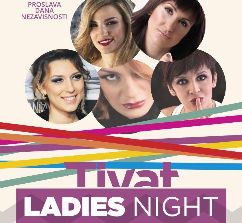 Ladies Night in Tivat