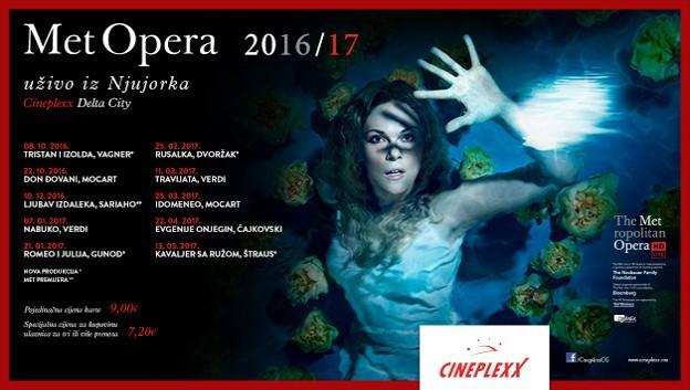 Metropolitan Opera 2016/2017