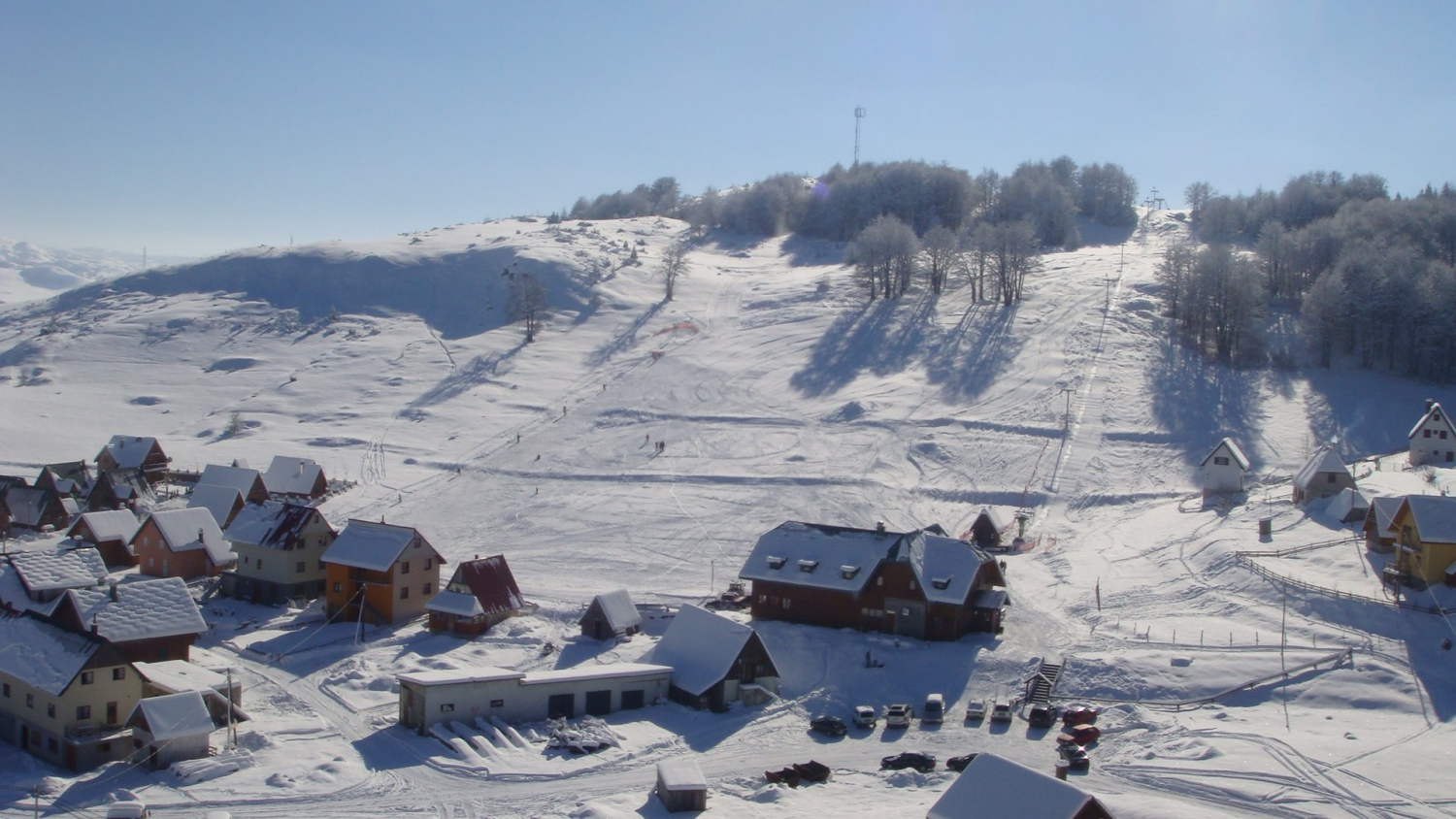 Ski Season in Zabljak