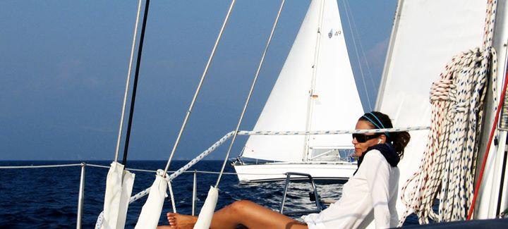 Spring sailing in Montenegro