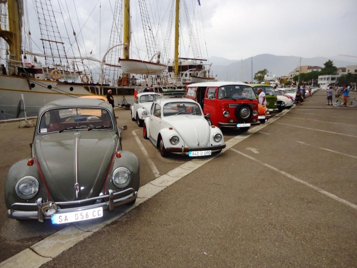 VW Oldtimer Exhibition