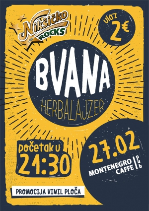 Bvana Herbalajzer and Vinyl Promotion
