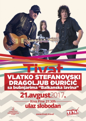 Concert Of Vlatko Stefanovski And Dragoljub Djuricic