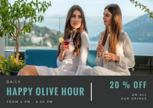 Happy Olive Hour