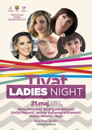 Ladies Night in Tivat