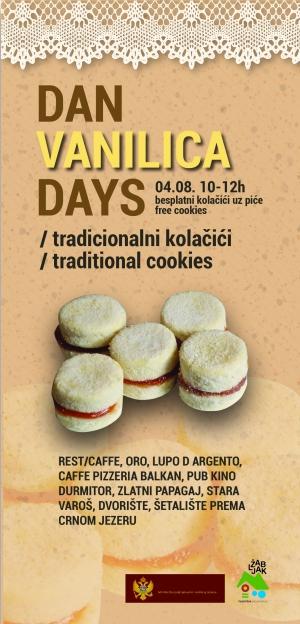 Vanilla Cookies Day