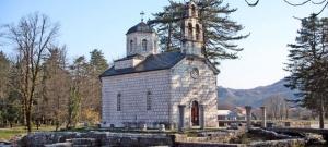 Cetinje church