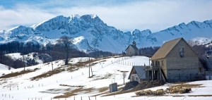 Durmitor in winter
