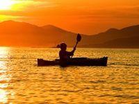Kayaking on Kotor