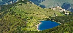 Ursovolacko lake