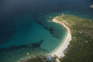 Cape in the Montenegrin Sea