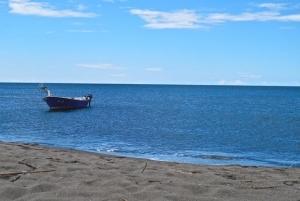 Fisherman's Boat in Ada Bojana
