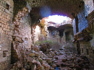 Kosmac Fort Inside