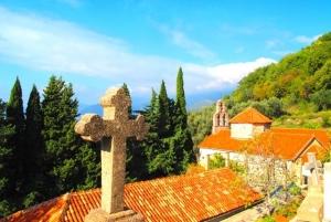Monastery Praskvica in Budva