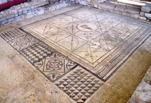 Roman Mosaics in Risan