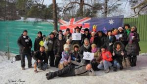 Cold Plunge Auski 2014