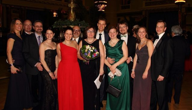 Embassies of the World Dinner & Ball