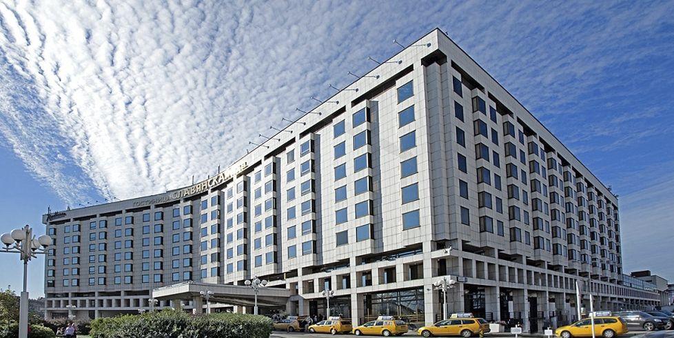 Raddison Slavyanskaya Hotel