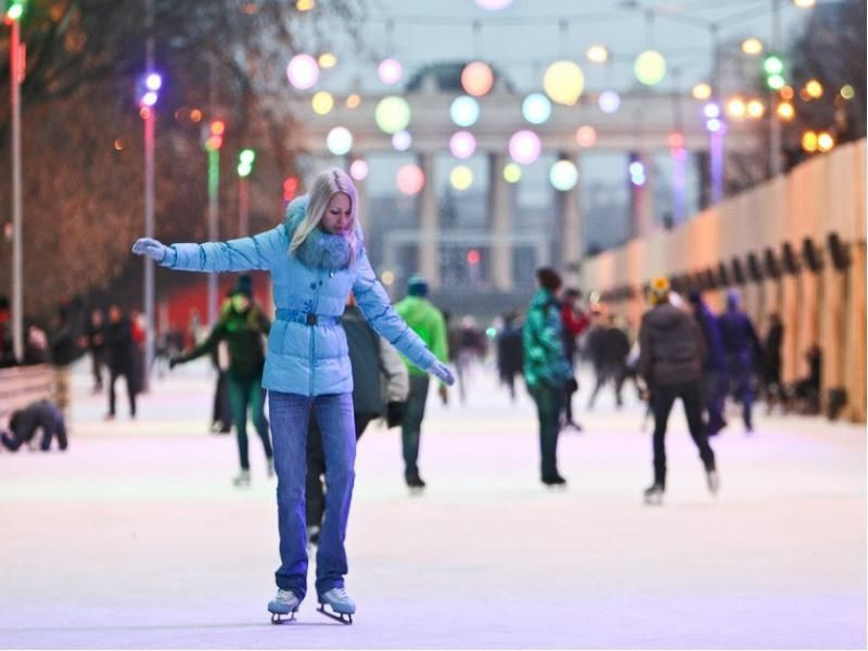 Moscow Skating Rinks