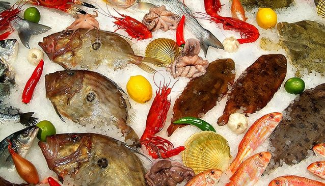 Moscow's best fish restaurants