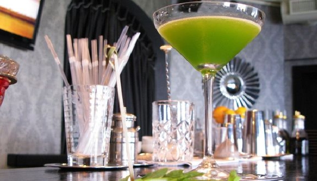 Shaken and Stirred in Moscow