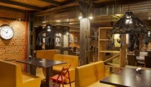 Gorod.Social cafe