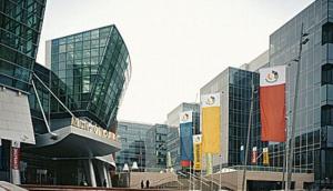 Metropolis Shopping Centre