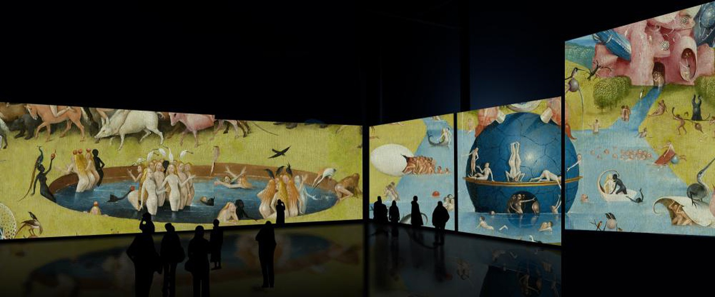Hieronymus Bosch: Enlivened Visions