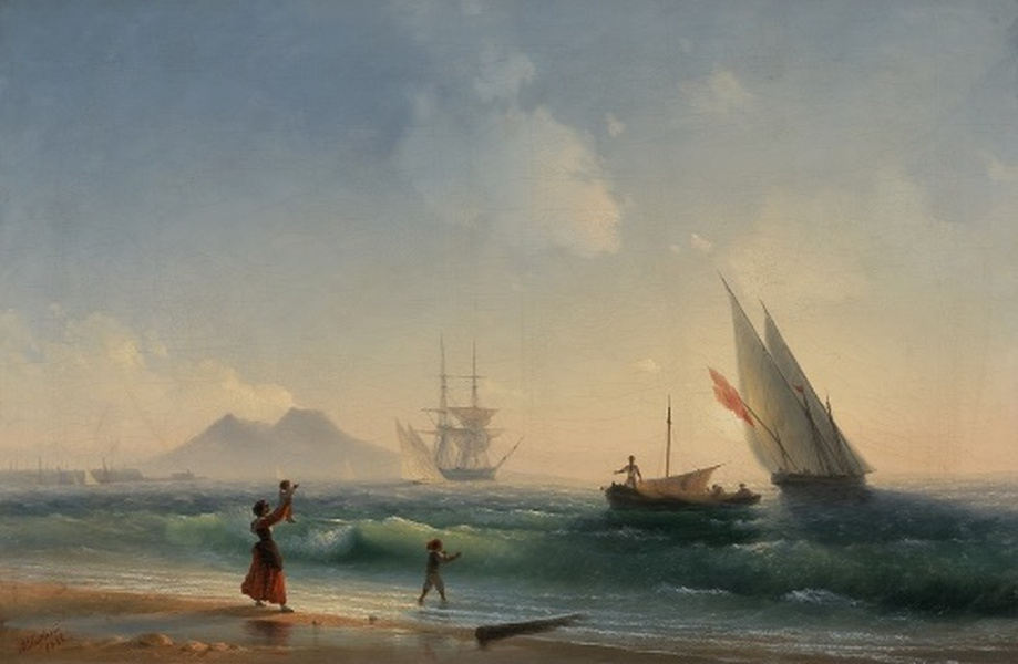 Ivan Aivazovsky: 200 years