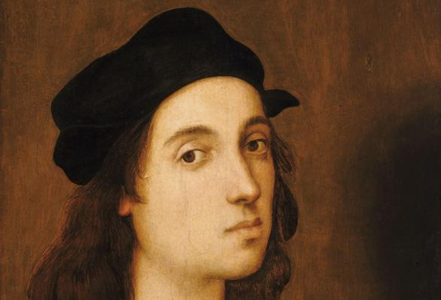 Raphael. The Poetry of Images. From Italian Museums.