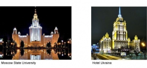 Moscow's Seven Sisters