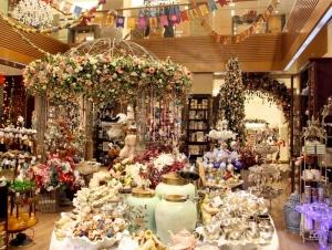 Christmas Bazaar At TSUM