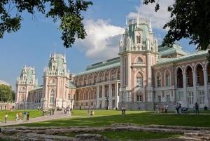Grand Palace in Tsaritsino Estate