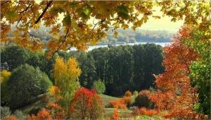Kolomenskoye Estate in Autumn