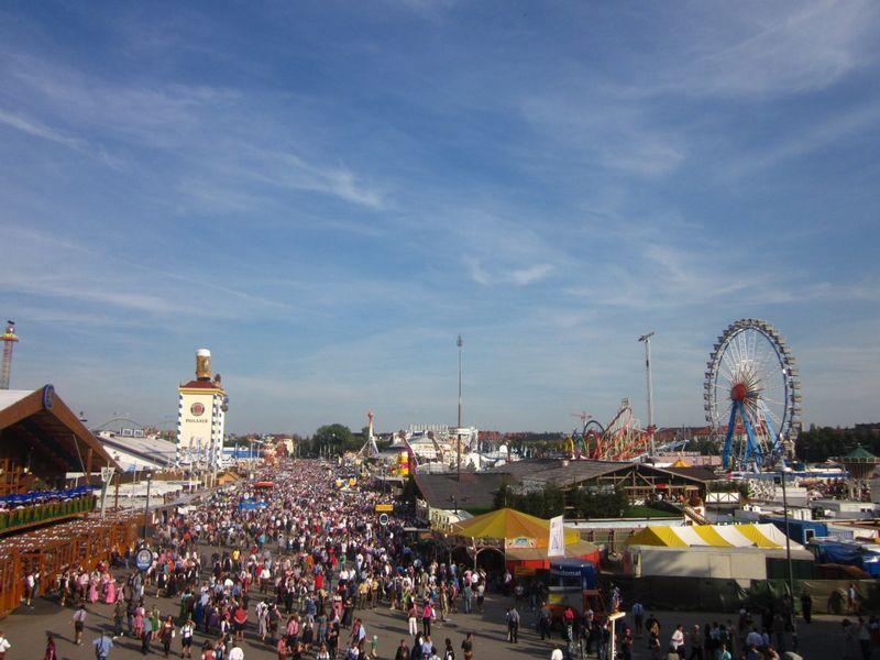 A sunny Octoberfest, 2011