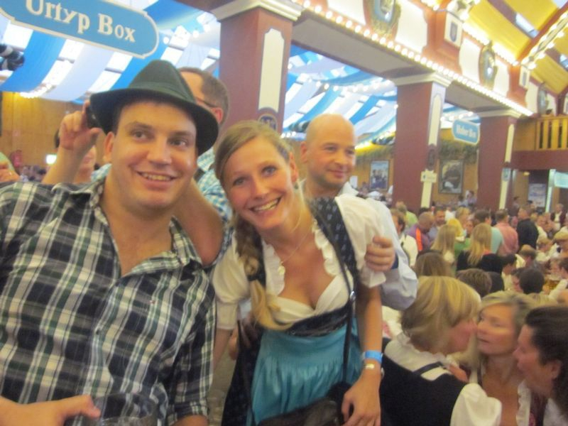 Oktoberfest 2011... Done!