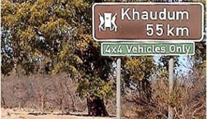 Khaudum Game Park