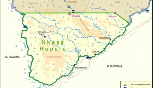 Nkasa Rupara National Park