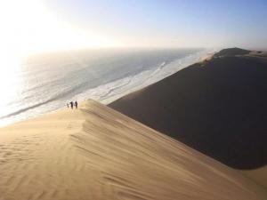 Explore the dunes